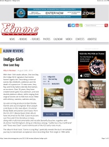 Elmore Magazine | Indigo Girls