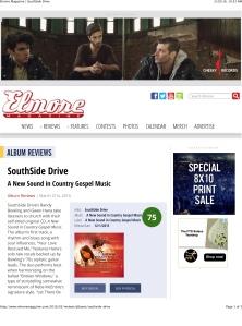 Elmore Magazine | SouthSide Drive