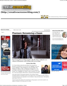 Phantasm: Remastering a Classic | Creative Screenwriting Magazin