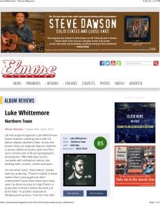 Luke Whittemore – Elmore Magazine