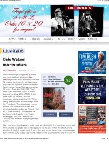 Dale Watson – Elmore Magazine