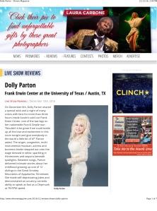 Dolly Parton – Elmore Magazine