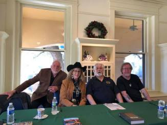 Texas music authors table